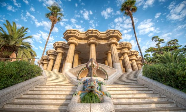 Waking up Gaudi