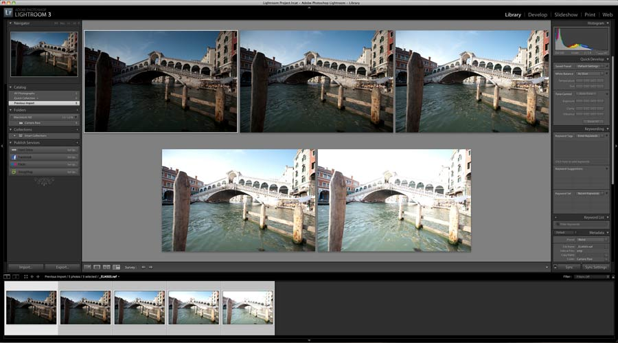 HDR Tutorial - Handheld HDR (High Dynamic Range) 1