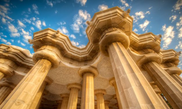 The Pillars of Guell