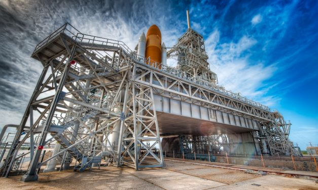 Farewell Space Shuttle Discovery