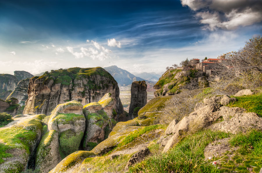 Meteora – The Valley of Light