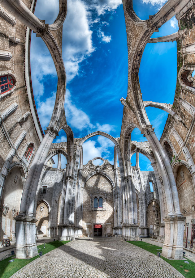 HDR Photo Tutorial & Blog - Lisbon Portugal