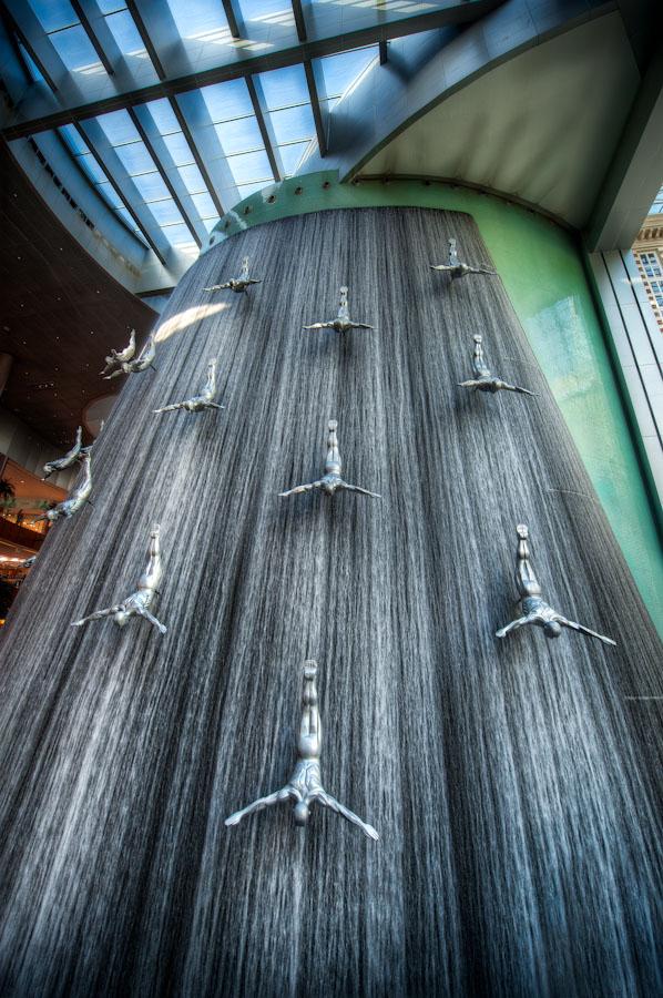HDR Photo - Dubai Mall, UAE - The High Dive