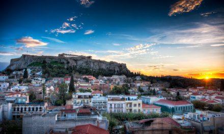 Acropolis Sunset