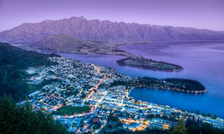 The Queenstown Lookout