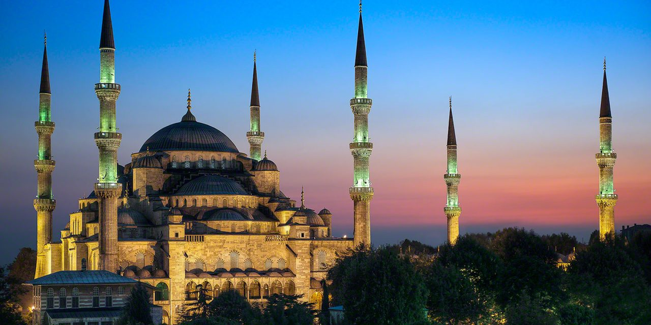 Istanbul | The Blue Mosque