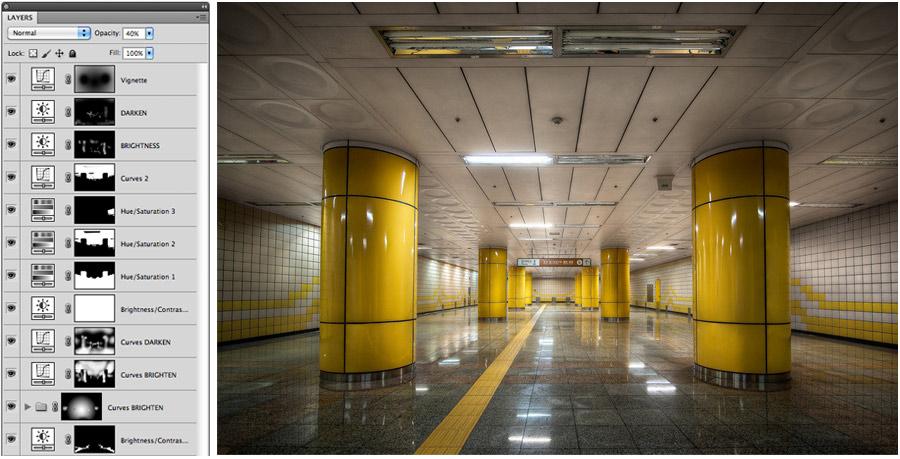 Code Yellow Seoul South Korea