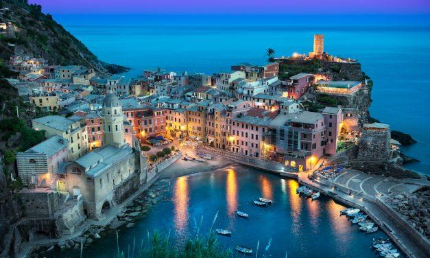 A Spotlight on Cinque Terre