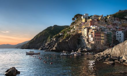 More From The Beautiful Cinque Terre