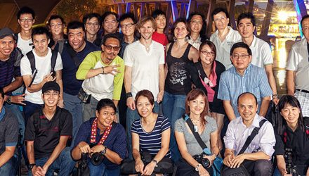 Photo Walk Singapore || A Great Experience