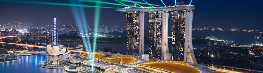Sapphire Dreams – The Exquisite Marina Bay, Singapore