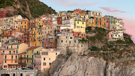 Dreams In Color – Cinque Terre