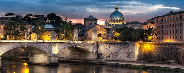 The Eternal City    Rome, Italy