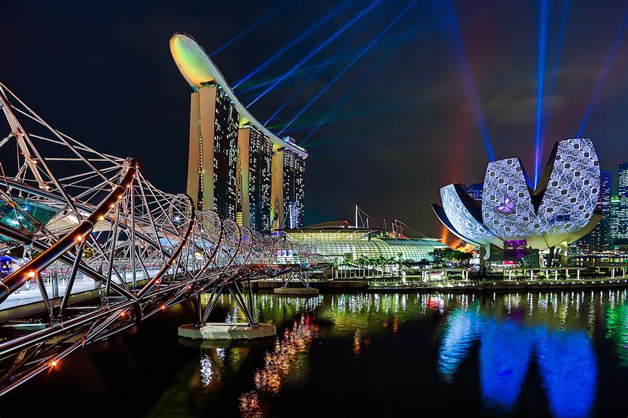 Singapore Photowalk Third Place Winner Jacobs Chong Garden Of Light