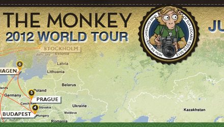 2012 Blame The Monkey World | July-August