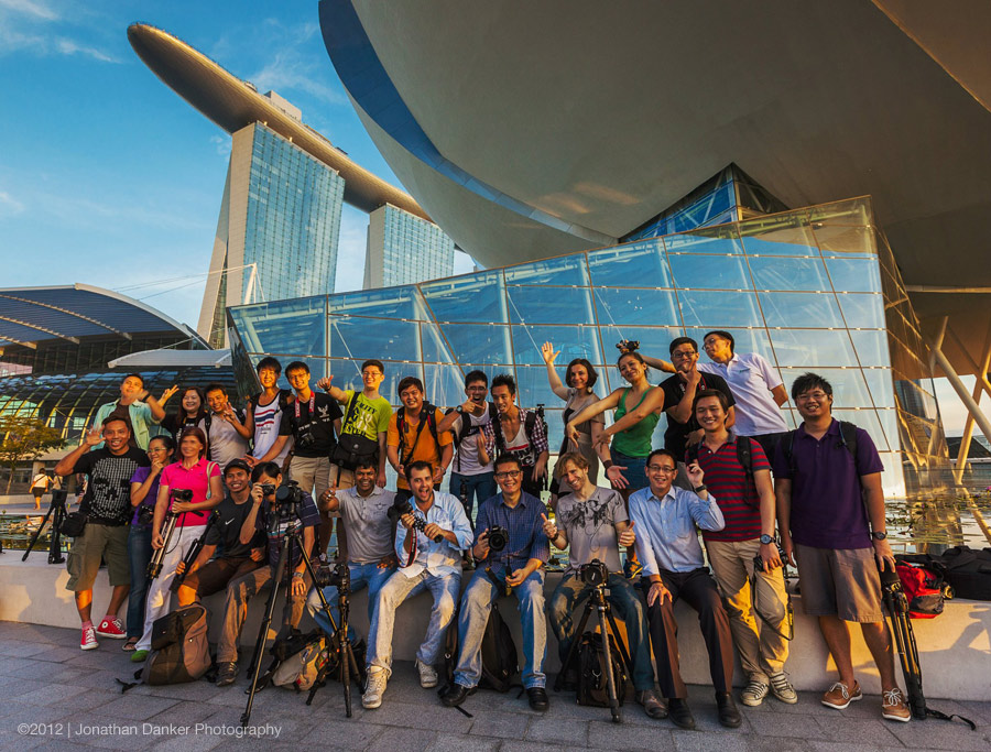 Blame The Monkey Singapore Photowalk June 2012