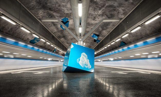 Slice Of Heaven || Tunnelbana Adventures