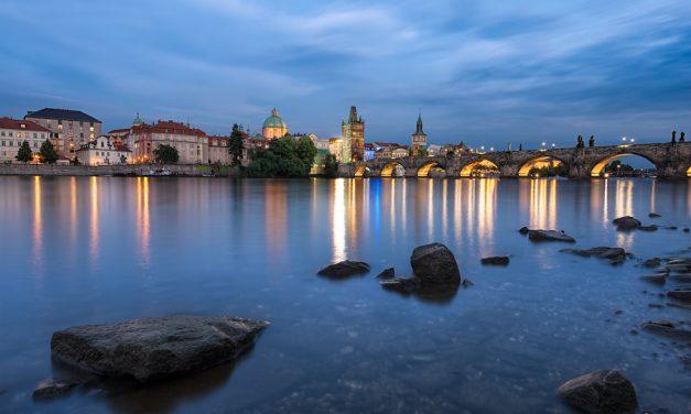 Bohemian Blues || Prague