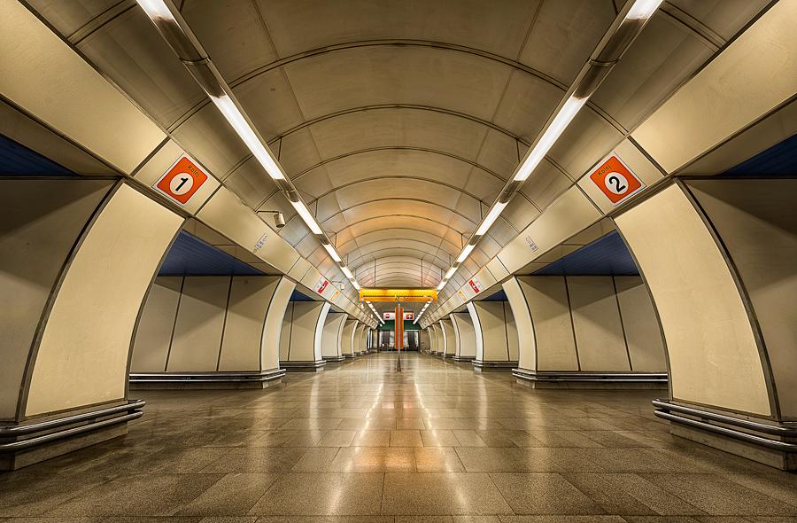 Continuum || Prague Underground – Hloubetin