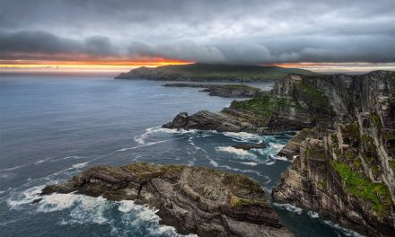 Last Breath || The Cliffs Of Kerry