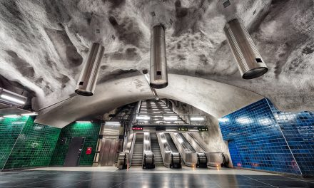 Pipe Dreams || Art Of Stockholm Tunnelbana