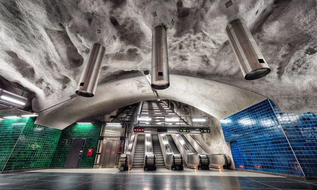 Pipe Dreams || Art Of Stockholm Tunnelbana
