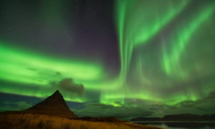 Heaven And Earth || The Icelandic Aurora