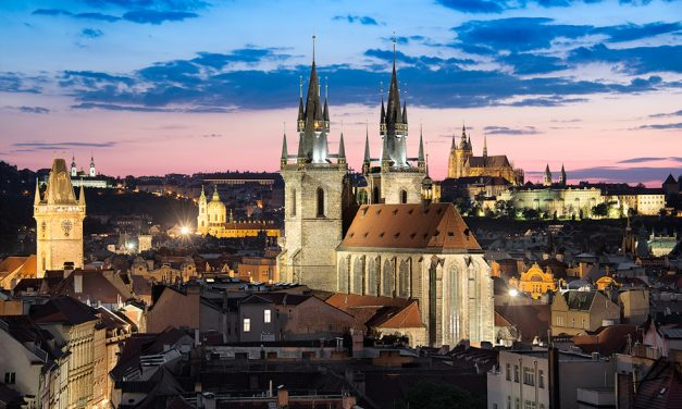 Twilight Fairy Tales || The Towers Of Prague