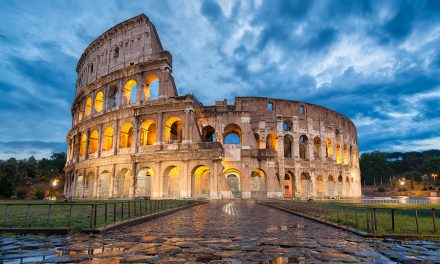 The Colosseum    Whispers From The Past