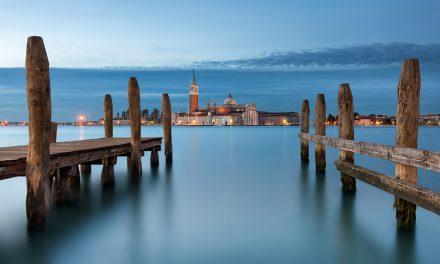 Venetian Blues | San Giorgio In The Distance