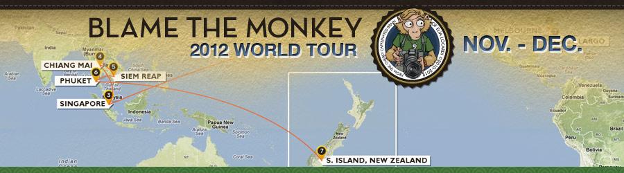 2012 World Tour | November – December