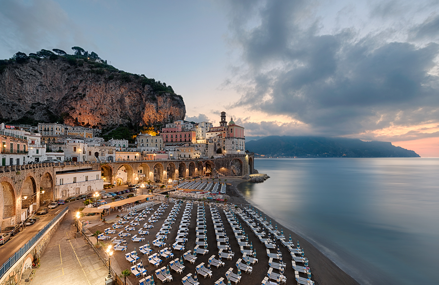 La Bella Vita | Atrani And The Amalfi Coast