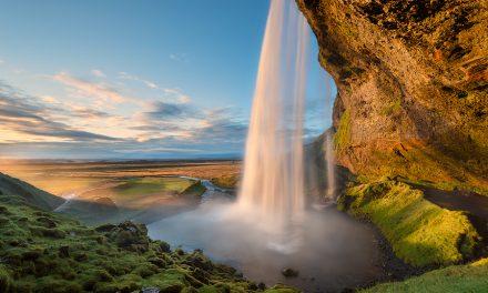 Radiant Flow | Seljalandsfoss Iceland