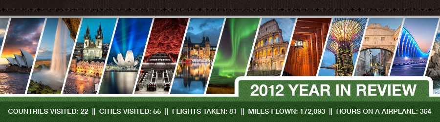 2012 Travel Photography | Year in Review