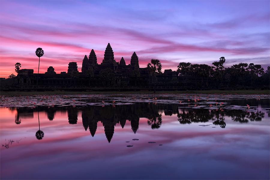 Angkor Twilight | Siem Reap – Cambodia