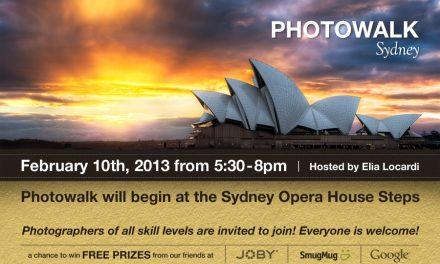 Sydney Photowalk 2013