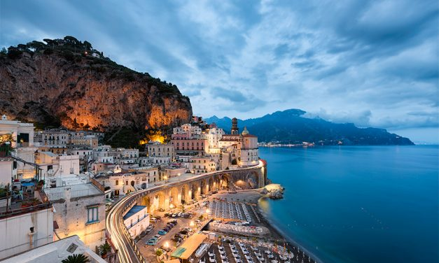 Atrani By Night | Amalfi Coast