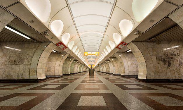 The Mothership | Prague Metro