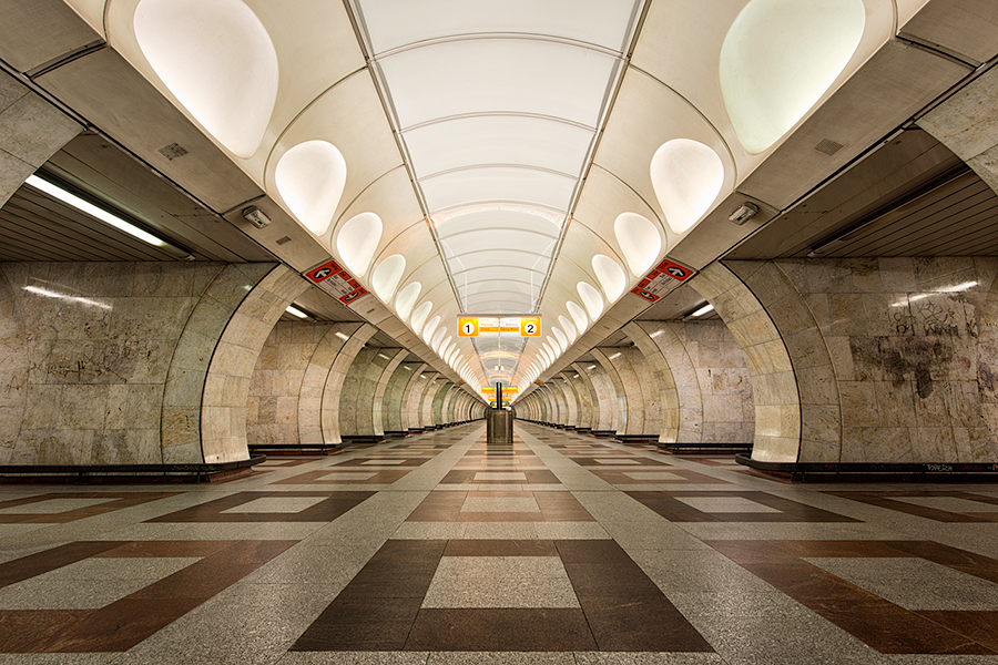 The Mothership | Prague Metro