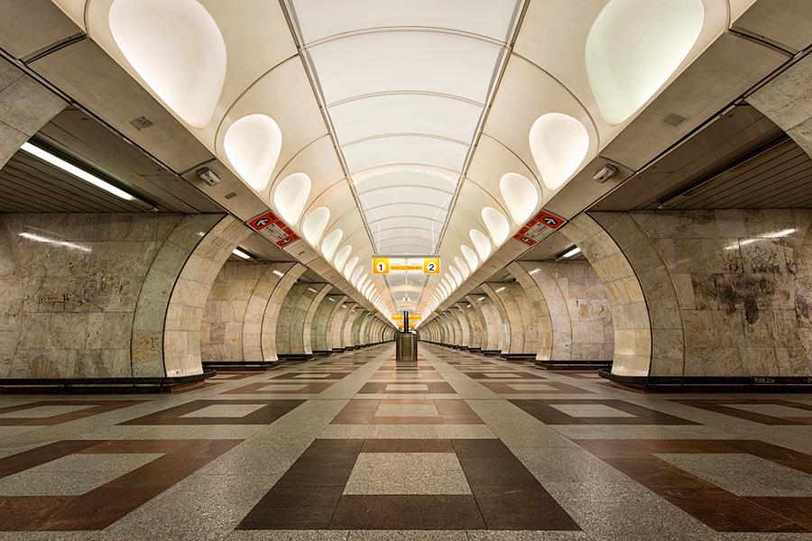 The Mothership   Prague Metro