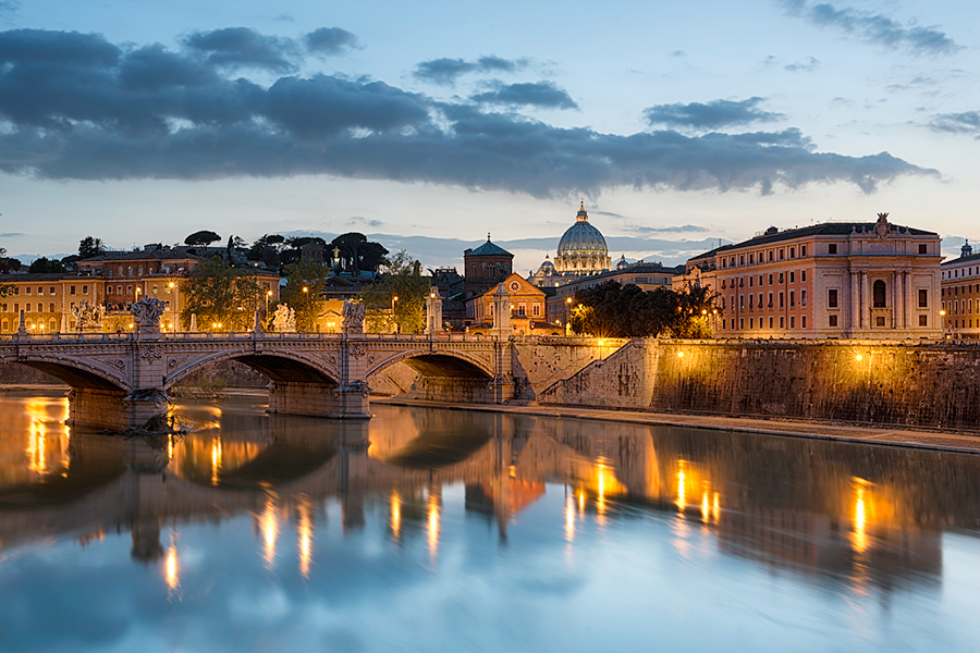 Rome By Night | Italy
