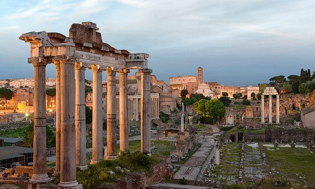 The Heart of Rome   Italy