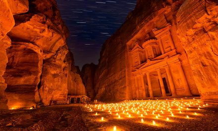 Time Stands Still | Petra, Jordan