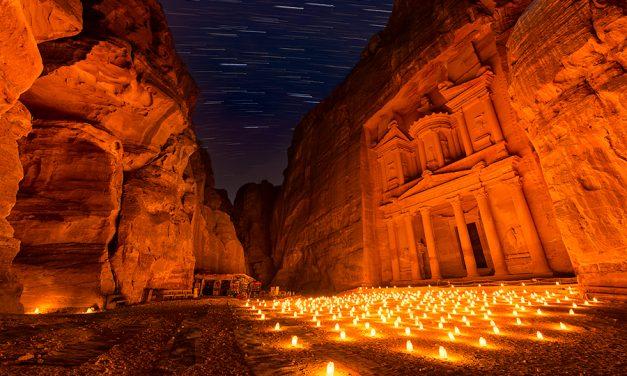 Time Stands Still | Petra, Jordan