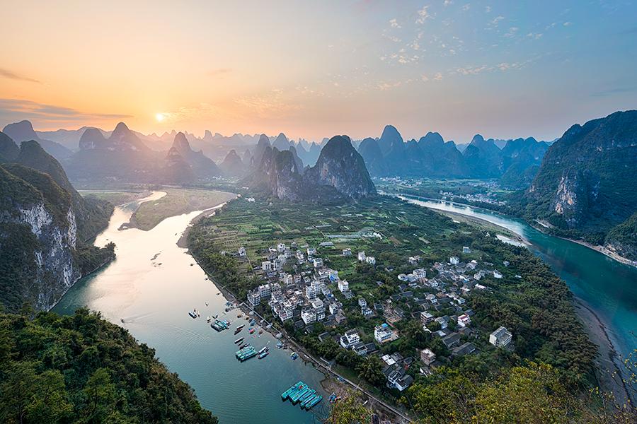 Beyond Karst Peak | Xingping China