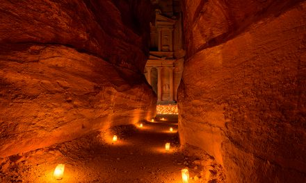 The Path of Ages | Petra By Night