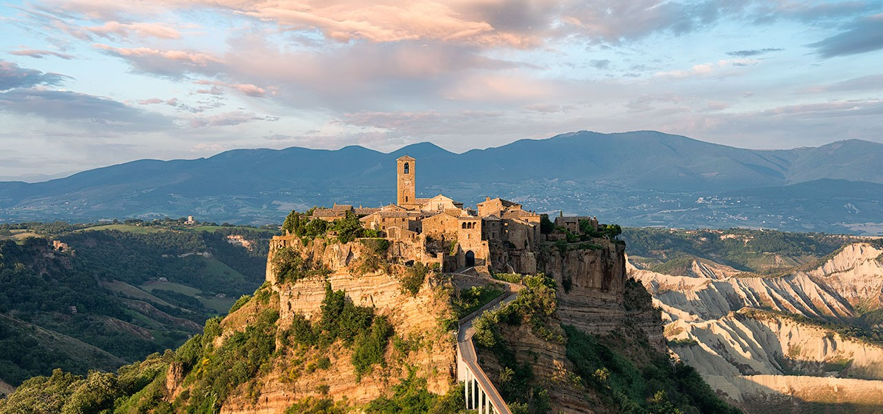 Castle In The Sky | Bagnoregio