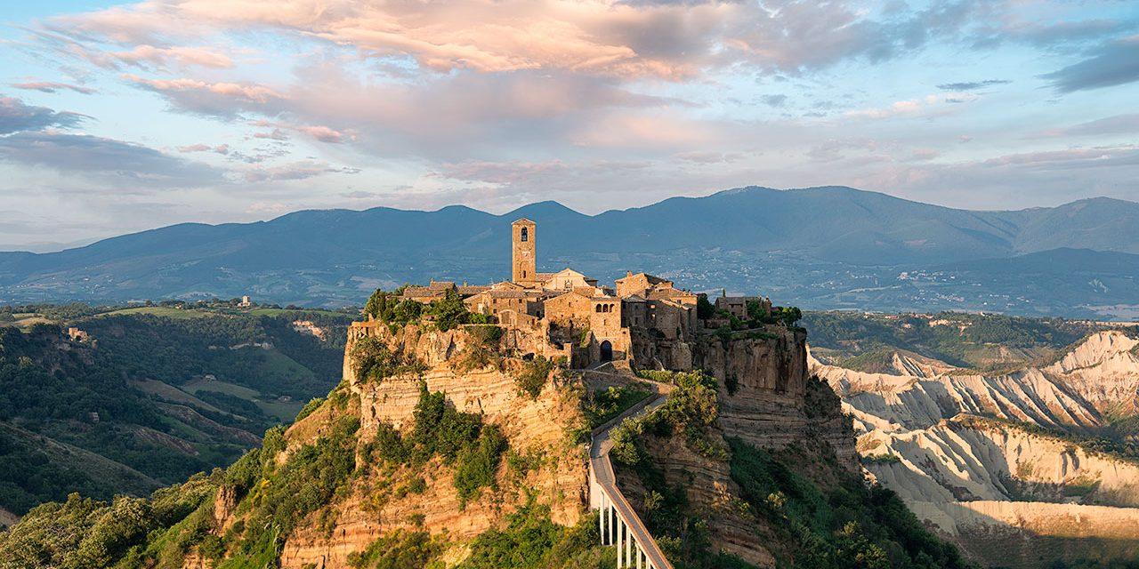 Castle In The Sky | Bagnoregio