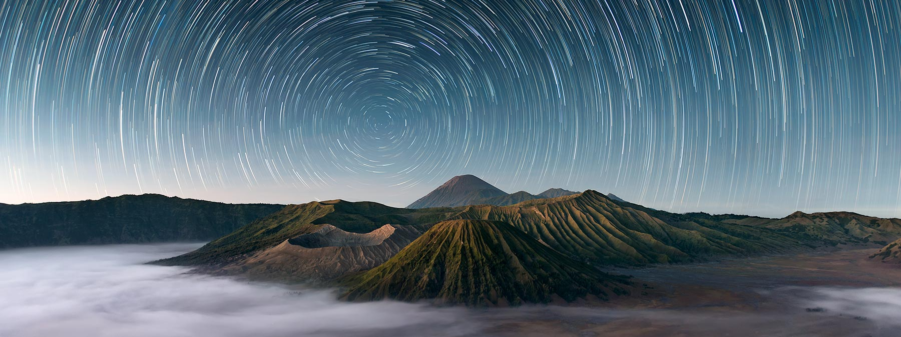 Sleeping Giants | Bromo Indonesia