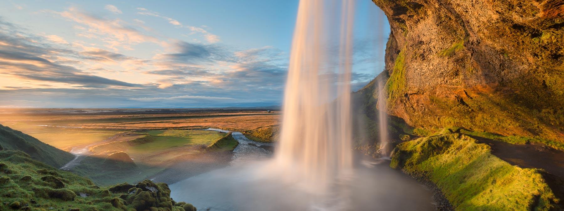 Radiant Flow | Iceland